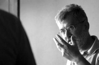 Carlo!: Gianfranco Giagni, uno dei due registi del film, in una foto promozionale