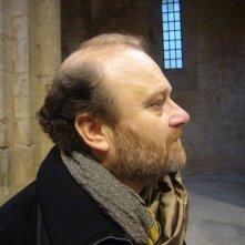Ebrei a Roma: il regista del documentario Gianfranco Pannone sul set