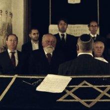 Ebrei a Roma: una scena del documentario