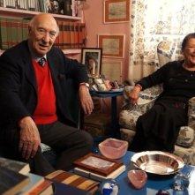 Giuliano Montaldo - Quattro volte vent'anni: Giuliano Montaldo con la moglie Vera Pescarolo Montaldo in una scena