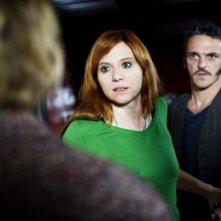 La scoperta dell'alba: Susanna Nicchiarelli insieme a Gabriele Spinelli in una scena
