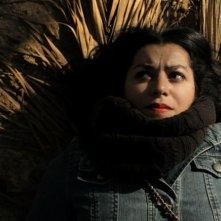 The gang f the Jotas: la regista e interprete del film Marjane Satrapi in una scena