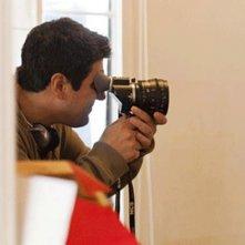 Una pistola en cada mano: il regista Cesc Gay sul set