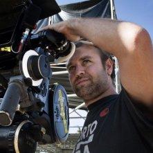 Cosimo e Nicole: il regista del film Francesco Amato sul set