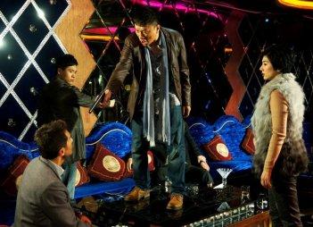 Drug War: Louis Koo in una scena insieme a Huang Yi e Wallace Chung