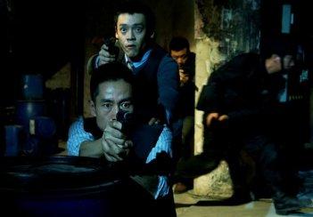 Drug War: una scena d'azione tratta dal film diretto da Johnnie To