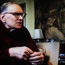Giuseppe Tornatore - Ogni film un'opera prima: il maestro Ennio Morricone in una scena del documentario