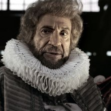 Goltzius and the Pelican Company: F. Murray Abraham nei panni del margravio dell'Alsazia in una scena