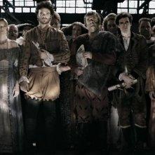 Goltzius and the Pelican Company: il cast del film in una foto promozionale