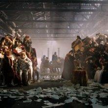 Goltzius and the Pelican Company: una pittorica scena tratta dal film