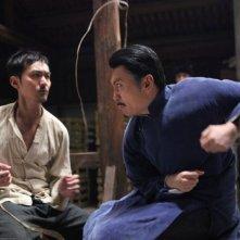 Judge Archer: il protagonista Song Yang in una scena del film