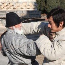 Judge Archer: Yu Cheng-hui e Song Yang in una scena del film