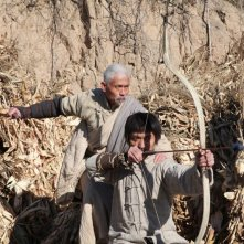 Judge Archer: Yu Cheng-hui in una scena del film