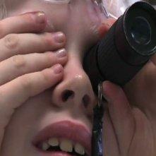 Mundo Invisìvel: una scena tratta dal frammento diretto da Wim Wenders