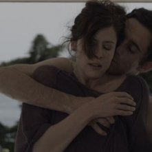 Photo: Anna Mouglalis in una scena del film con Simão Cayatte