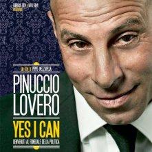 Pinuccio Lovero Yes I can: la locandina del film