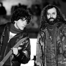 Razzabastarda: Giovanni Anzaldo e Sergio Meogrossi in una scena
