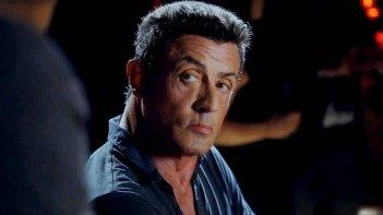 Sylvester Stallone in una scena di Bullet to the Head