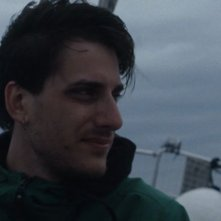 Waves: Luca Marinelli in una scena del film tratto dal romanzo di Robert Louis Stevenson intitolato Il riflusso della  marea