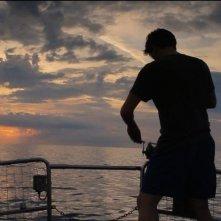 Waves: una scena del film diretto da Corrado Sassi