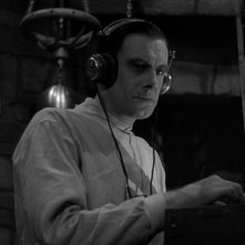 Colin Clive è Henry Frankenstein nel film Frankenstein (1931)