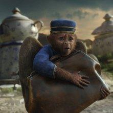 Il grande e potente Oz: ecco un'immagine di una delle scimmie volanti che popolano il film