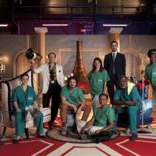 Italian Movies:il cast del film in una foto promozionale