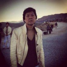 Una notte da leoni 3: un'immagine di Ken Jeong rubata dal set