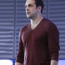 Chris McKenna in una scena dell'episodio The Final Frontier della serie Castle - Detective tra le righe