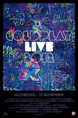 Coldplay Live 2012 in streaming & download