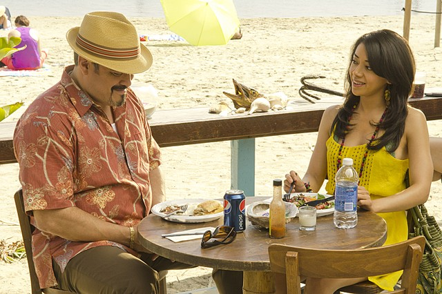 Dexter David Zayas Ed Aimee Garcia Nell Episodio Do The Wrong Thing 257414