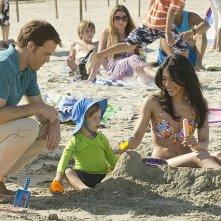 Dexter: Michael C. Hall ed Aimee Garcia nell'episodio Argentina