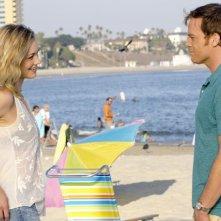 Dexter: Michael C. Hall ed Yvonne Strahovski nell'episodio Argentina