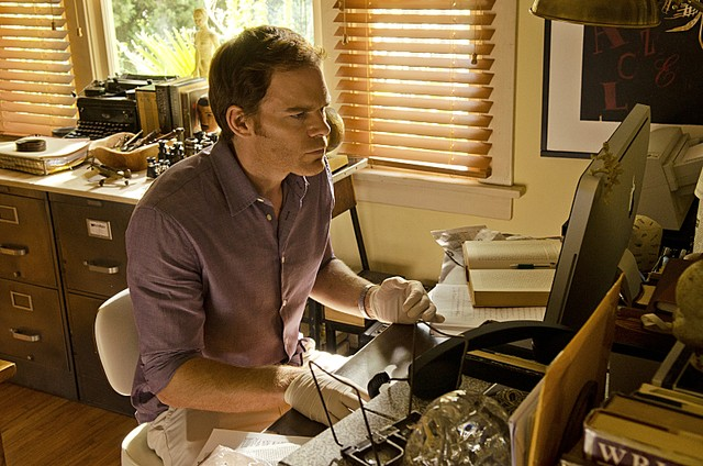 Dexter Michael C Hall Nell Episodio Do The Wrong Thing 257411