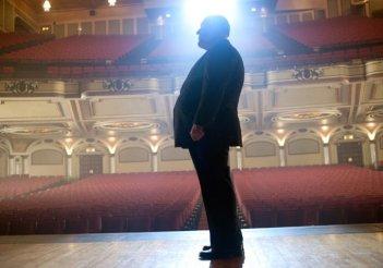 Hitchcock: Anthony Hopkins nei panni del regista di Psycho