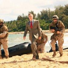 Jay Karnes in una scena dell'episodio L'accordo della prima stagione di Last Resort