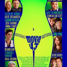 Movie 43: la locandina del film