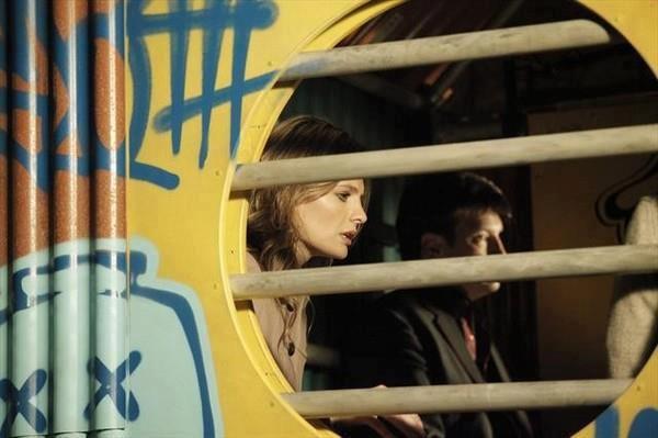 Nathan Fillion E Stana Katic In Una Scena Dell Episodio After Hours Della Serie Castle Detective Tra 257431