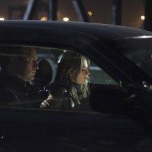 Nathan Fillion e Stana Katic in una scena dell'episodio Probable Cause della serie Castle - Detective tra le righe