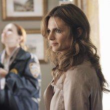 Stana Katic in una scena dell'episodio Probable Cause della serie Castle - Detective tra le righe