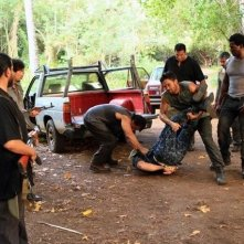 Una scena dell'episodio Nuke It Out della prima stagione di Last Resort