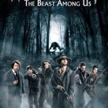 Werewolf - La bestia è tornata: la locandina del film