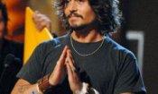 Johnny Depp confermato in Transcendence
