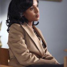 Kerry Washington in una scena dell'episodio Hunting Season della seconda stagione di Scandal