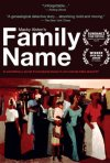 Family Name: la locandina del film