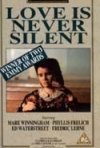 Love Is Never Silent: la locandina del film