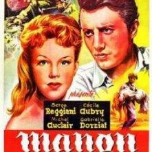 Manon: la locandina del film