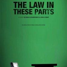 The Law in These Parts: la locandina del film