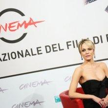 Festival di Roma 2012: Laura Chiatti presenta Il volto di un'altra di Pappi Corsicato