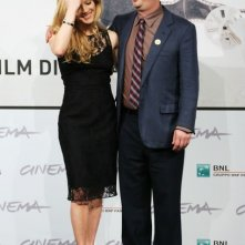 Roman Coppola e Katheryn Winnick a Roma 2012 per presentare A Glimpse Inside The Mind Of Charles Swan III